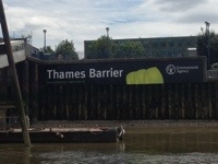 Thames Flood Barrier (1/2)