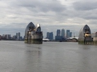 Thames Flood Barrier (2/2)